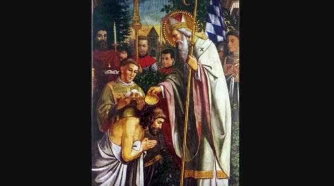 Oggi la Chiesa festeggia San Ruperto