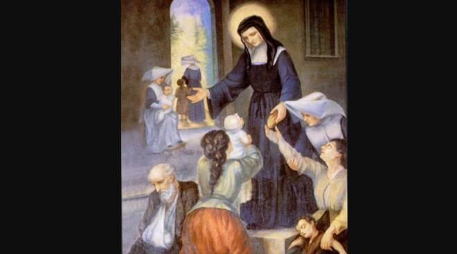 Oggi la Chiesa festeggia Santa Luisa de Marillac