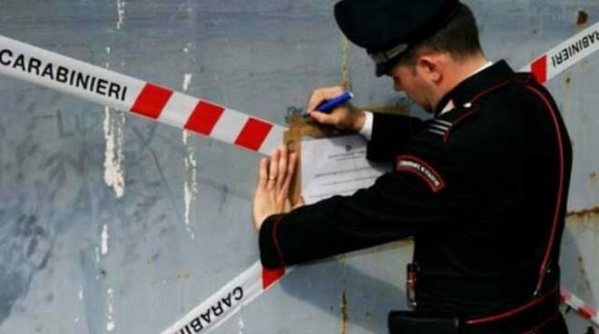 Opere abusive a Tramonti: sequestrati oltre 130 mq di lavori nella frazione di Cesarano