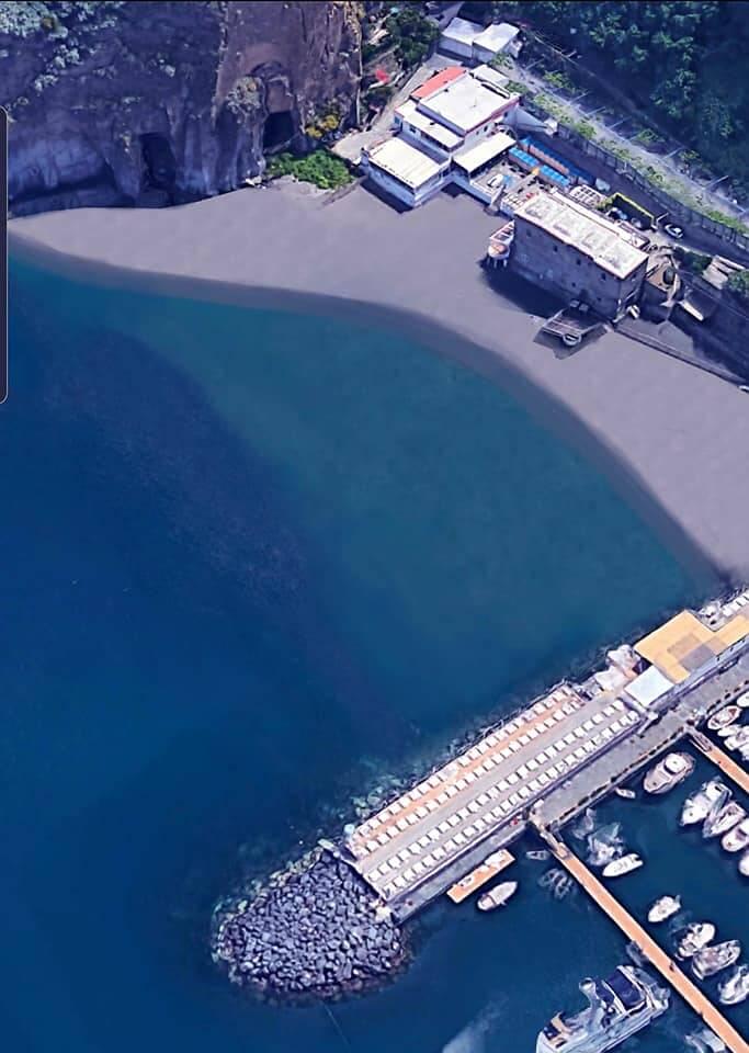 """Piano di Sorrento, Iaccarino: """"A Marina di Cassano una nuova scogliera soffolta"""""""