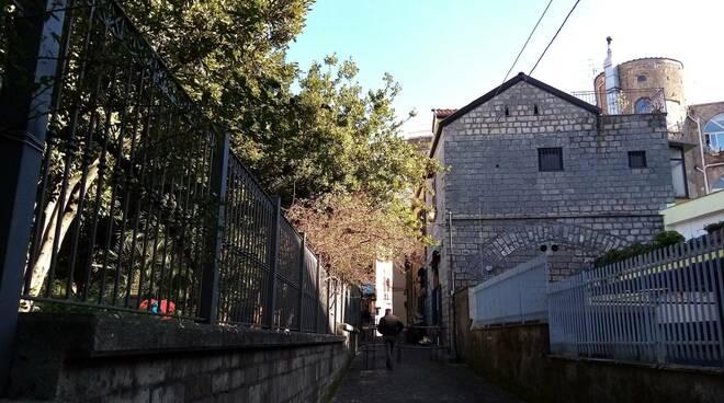Piano di Sorrento, il racconto del Prof. Ciro Ferrigno sulla Traversa 1 San Michele