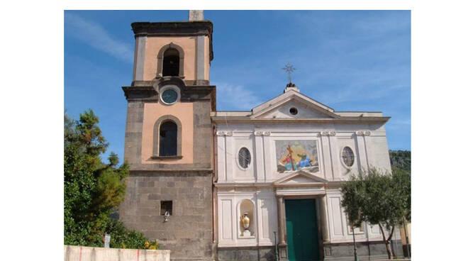 Piano di Sorrento, la Settimana Santa 2021 nella Parrocchia della SS. Trinità