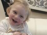 Pompei: raccolta fondi per la piccola Giada, bimba colpita da una malattia rara