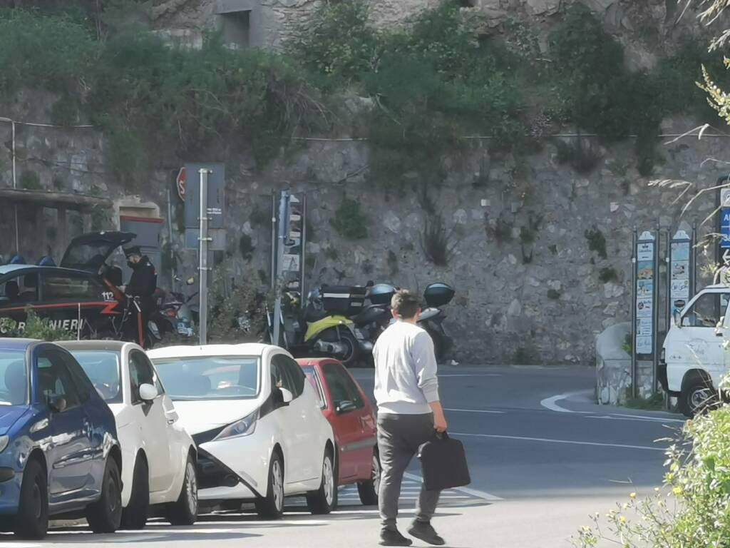 Positano, controlli h24 dei carabinieri