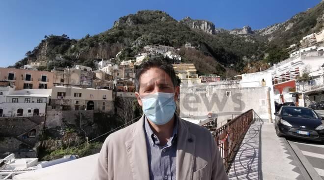 """Positano, sopralluogo dell'Asl per dare il via ai vaccini. Il sindaco Guida: """"Speriamo di iniziare questa settimana"""""""