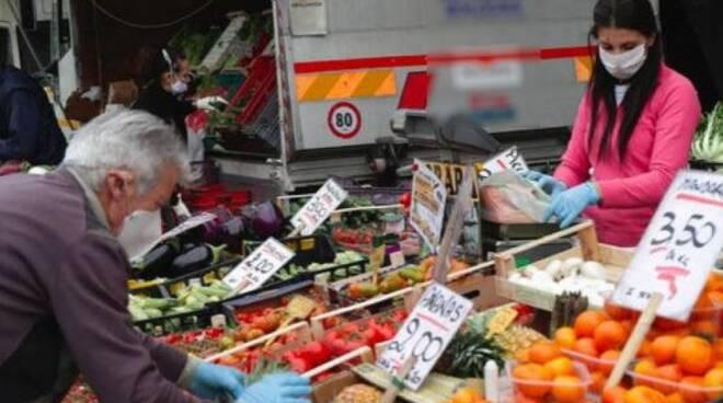 """Riapertura mercati settore alimentare """"frutto del lavoro e del dialogo"""""""