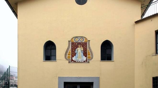 S.Maria del lacco Ravello
