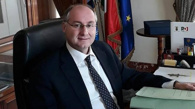Salerno, il Presidente della Provincia Strianese al tavolo della Prefettura per parlare della prossima zona rossa