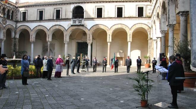 Salerno, questa mattina la cerimonia in ricordo del dottor Giovanni Palatucci