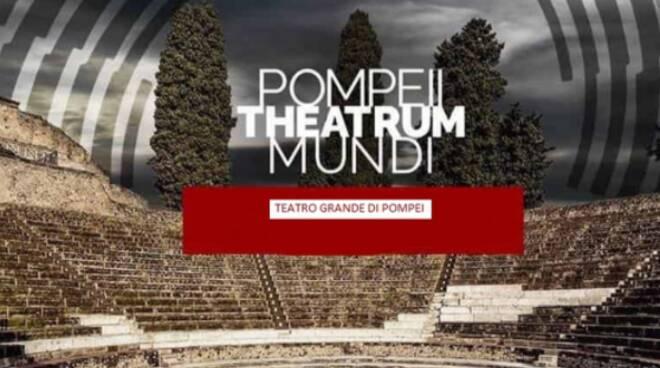 Si riapre per la quarta edizione di «Pompeii theatrum mundi»!