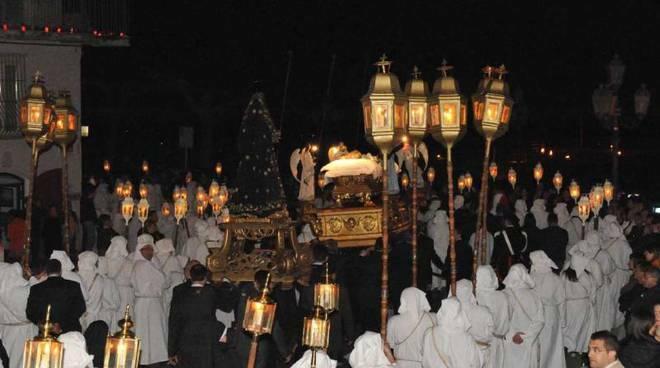 Sigismondo Nastri: I riti (mancanti) della Settimana Santa in Costa d'Amalfi