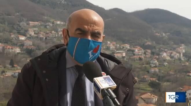 sindaco luca mascolo intervistato dai rai 3