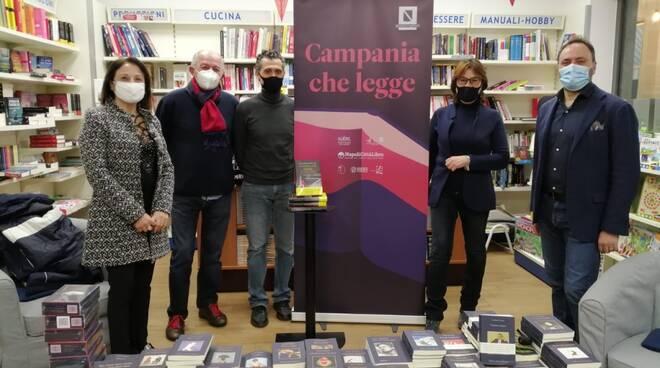 """Sorrento oggi protagonista della puntata di """"Campania che legge"""""""