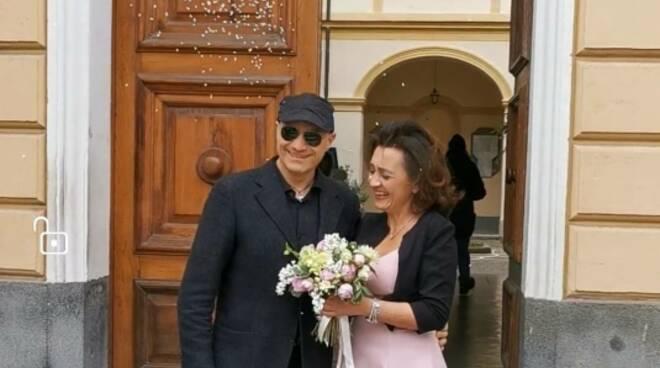Sorrento-Positano: congratulazioni agli sposi Pietro e Sonia!