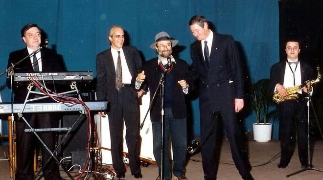 Sorrento, un bel ricordo di Lucio Dalla al Sorrento Palace