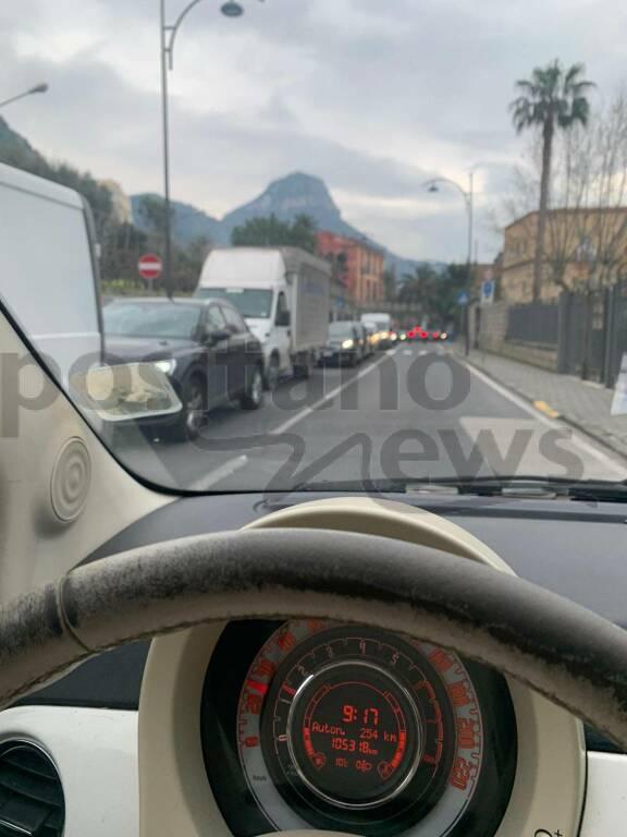 Traffico a Meta