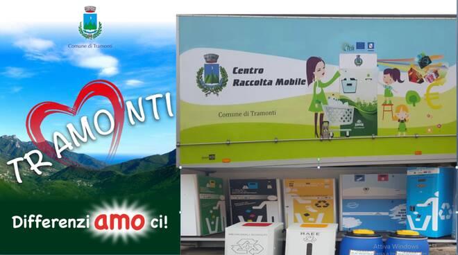 Tramonti: premiati 68 cittadini virtuosi con l'eco-bonus