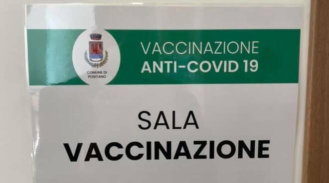 """Vaccini a Positano, il sindaco Guida: """"Un momento emozionante"""""""