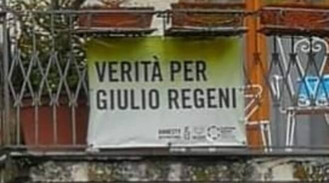 Verità per Regeni a Sant'Agnello