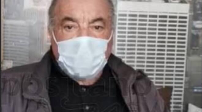 """Vico Equense, Raffaele Celentano: """"Hanno occupato la mia tomba e nessuno mi ha detto niente"""""""