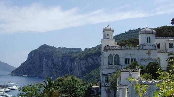 Villa Torricella Capri