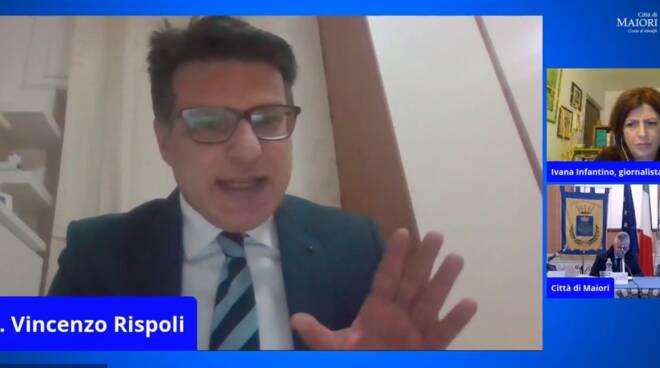 Vincenzo Rispoli avvocato Maiori