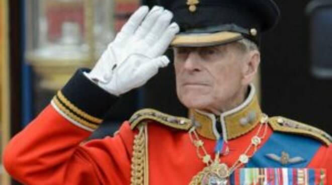 17-4-2021 Addio al Principe Filippo