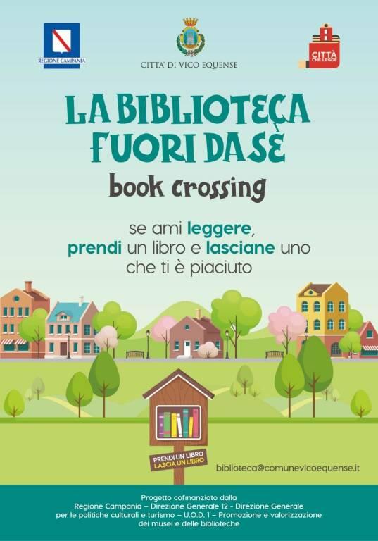 """A Vico Equense nasce il """"book crossing"""""""
