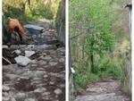 Agerola sentiero per Bomerano