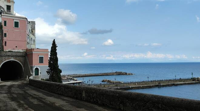 Amalfi: la strada statale 163 riapre sabato alle 12