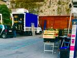 Amalfi mercatino al porto