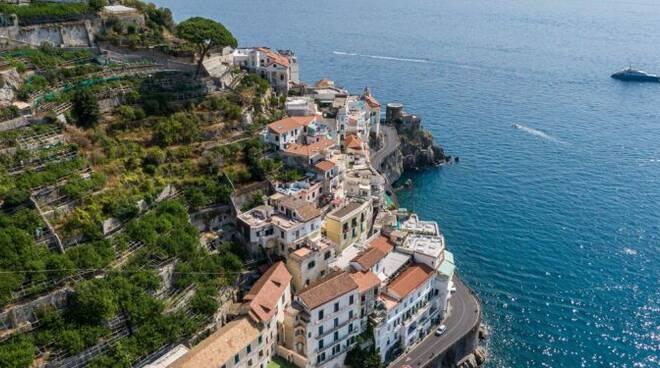 Amalfi, spostamento temporaneo capolinea SITA: orari navetta