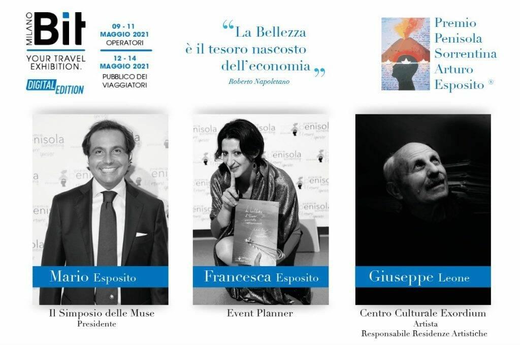 Anche quest'anno alla BIT di Milano presente il Premio Penisola Sorrentina