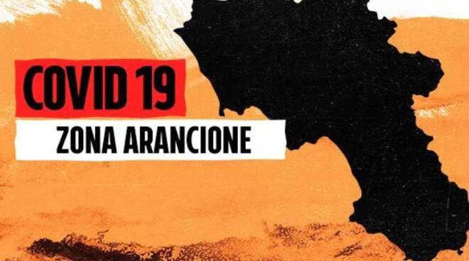 Campania in zona arancione da martedì 6 aprile: cosa cambia?