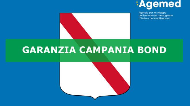 """Campania, Riparte """"Garanzia Campania Bond"""""""