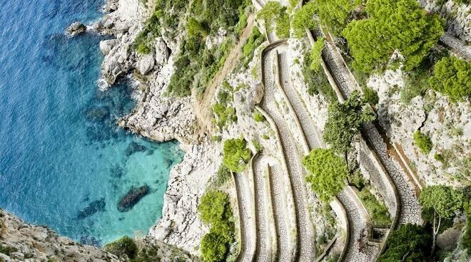 Capri, gli albergatori denunciano: inaccessibili Via Krupp, Belvedere Cannone e Via Pizzolungo