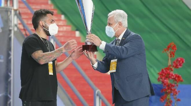 Ginnastica Salerno accede alla finale tricolore maschile  / Al Palavesuvio premiato Antonio Bosso eccellenza del Parkour italiano
