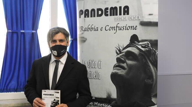 Villa Domi si trasforma in studio  televisivo con Iannelli si parla di Pandemia con illustre personalità