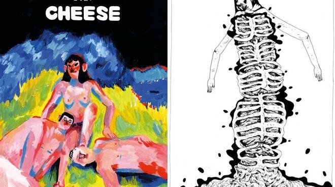 L\'anoressia raccontata in una graphic novel