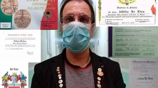 Provincia di Salerno: caro Presidente Michele Strianese e vice vi comunico che all'ospedale di Sapri dove lavoro subisco solo danni alla mia Salute