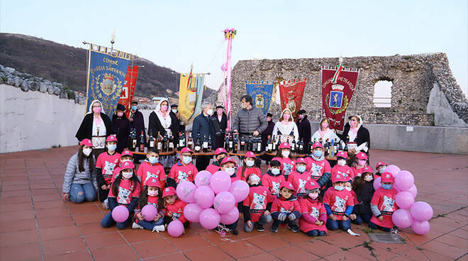 """Guardia Sanframondi (Bn): Con """"Italia in Rosa"""" al via le manifestazioni per l'arrivo della tappa al Giro d'Italia"""