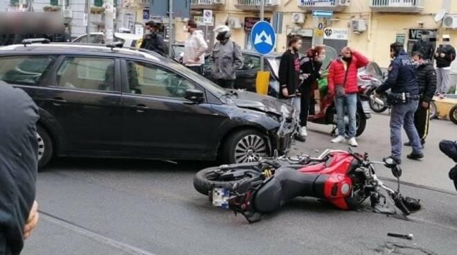 Castellammare incidente