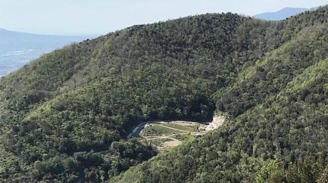 Cava de' Tirreni, Cannetiello: da discarica ad isola verde