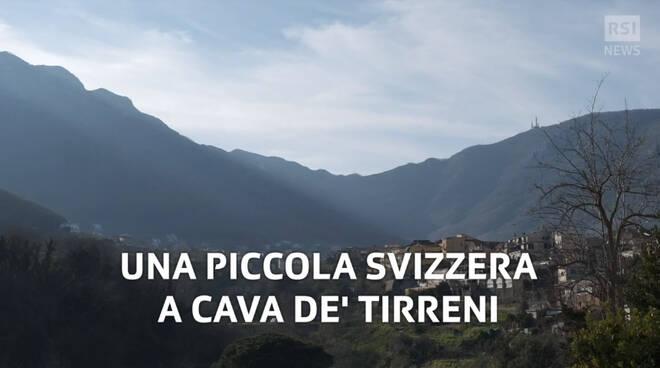 Cava de' Tirreni, la piccola Svizzera nello speciale televisivo della Rsi
