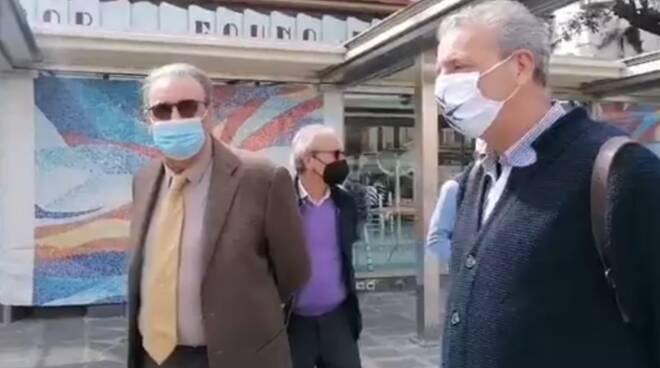 Gaetano Milano e Lucio Esposito