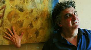 il grande artista Vincenzo Aulitto