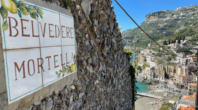 In Costiera Amalfitana sbarca il Geo – Archeo – Trekking tra limoni, reperti archeologici e siti romani!