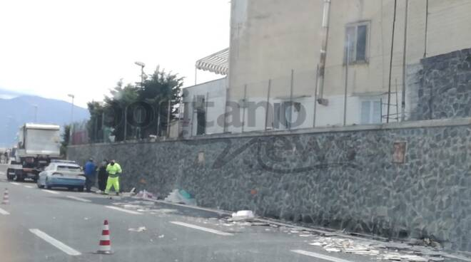 incidente autostrada torre