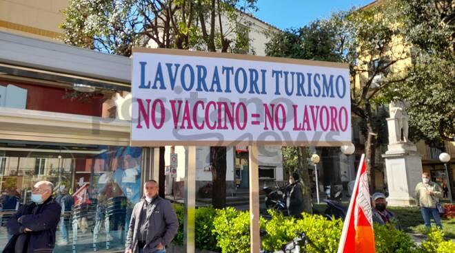 Lavoratori stagionali a Sorrento