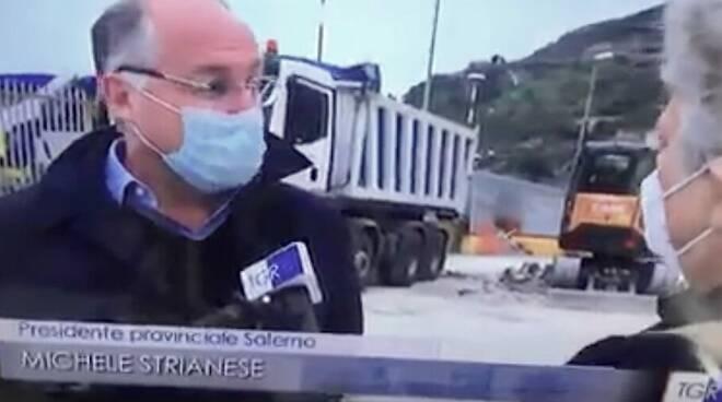 Maiori, Michele Strianese difende il progetto del depuratore